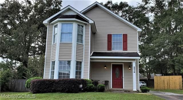 2216 Woodlea Court N, Mobile, AL 36695 (MLS #658580) :: Elite Real Estate Solutions
