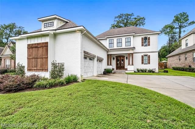 605 Bishop Lane N, Mobile, AL 36608 (MLS #658594) :: Elite Real Estate Solutions