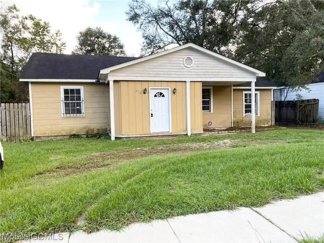 2713 Emogene Street, Mobile, AL 36606 (MLS #658610) :: Elite Real Estate Solutions