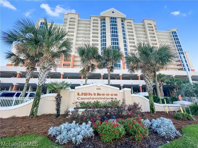 455 Beach Boulevard #1710, Gulf Shores, AL 36542 (MLS #658629) :: Elite Real Estate Solutions