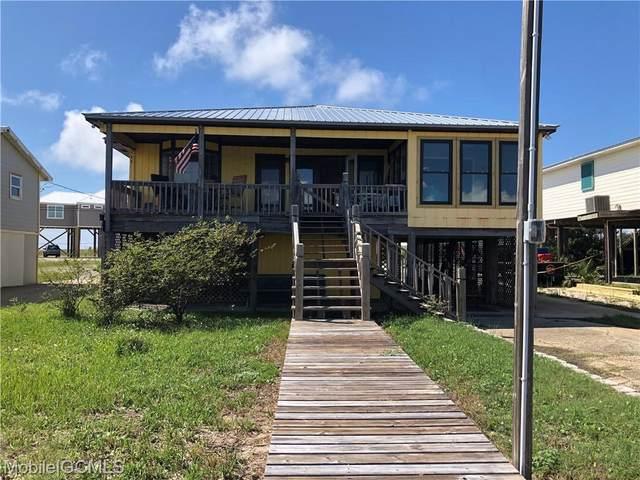 1912 Cadillac Avenue, Dauphin Island, AL 36528 (MLS #658631) :: Mobile Bay Realty