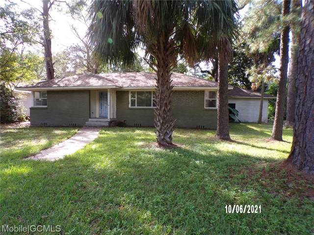 300 Durande Drive, Mobile, AL 36606 (MLS #658639) :: Mobile Bay Realty