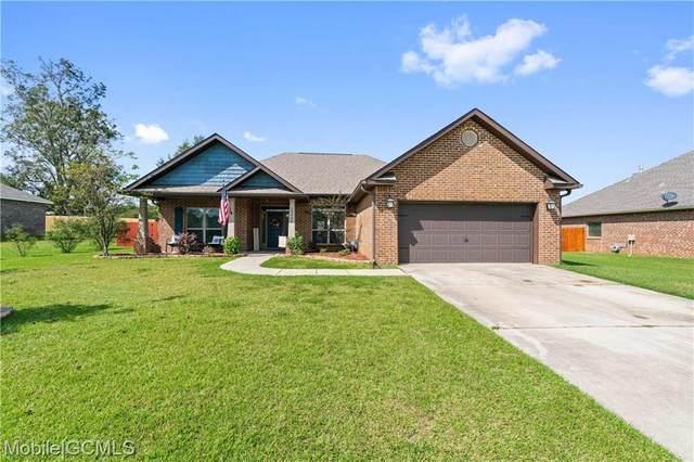15436 Troon Drive, Foley, AL 36535 (MLS #658658) :: Mobile Bay Realty