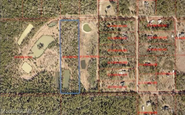 0 North Oak Drive #13, Satsuma, AL 36572 (MLS #658666) :: JWRE Powered by JPAR Coast & County
