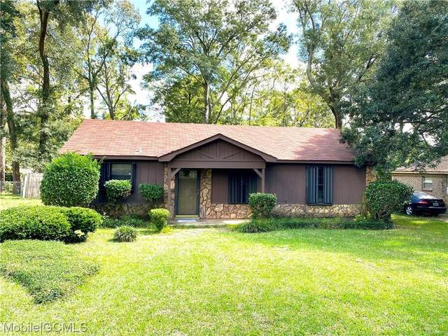 1324 Middle Ring Road, Mobile, AL 36608 (MLS #658680) :: Elite Real Estate Solutions