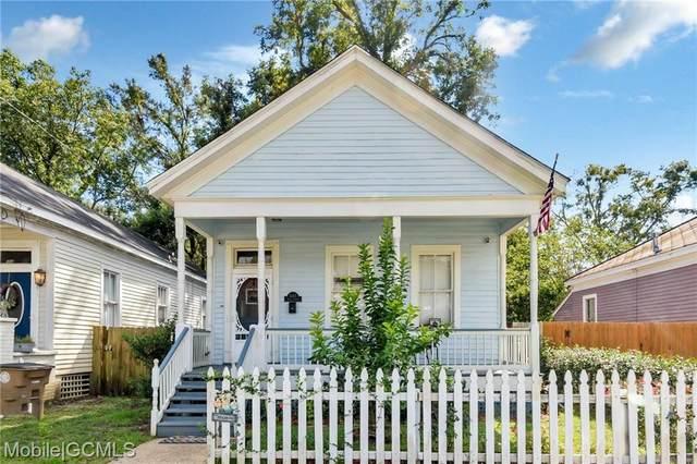 1055 Selma Street, Mobile, AL 36604 (MLS #658710) :: Berkshire Hathaway HomeServices - Cooper & Co. Inc., REALTORS®