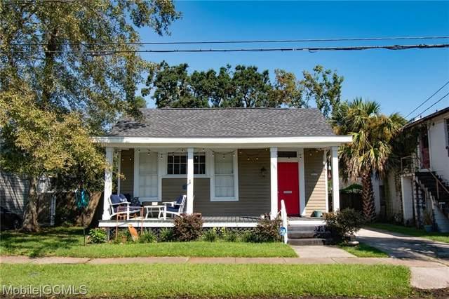 1706 Mcgill Avenue, Mobile, AL 36604 (MLS #658713) :: Berkshire Hathaway HomeServices - Cooper & Co. Inc., REALTORS®