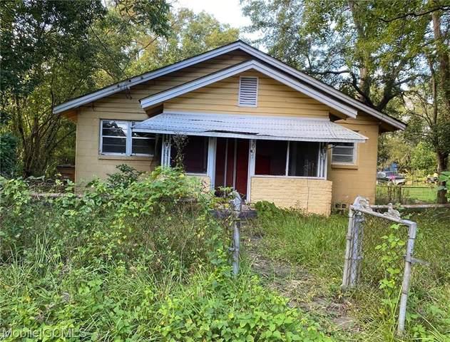 607 Golden Avenue, Mobile, AL 36617 (MLS #658722) :: Mobile Bay Realty