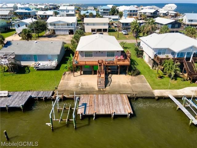 312 Polaris Street, Dauphin Island, AL 36528 (MLS #658740) :: Elite Real Estate Solutions