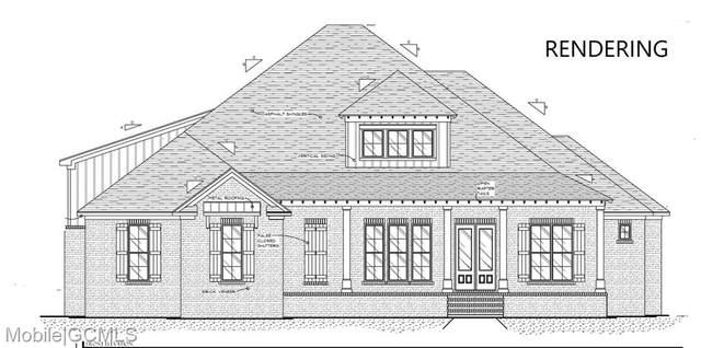 11484 Redfern Road, Daphne, AL 36526 (MLS #658750) :: Berkshire Hathaway HomeServices - Cooper & Co. Inc., REALTORS®