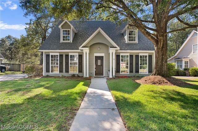 5313 Isabel Way S, Mobile, AL 36693 (MLS #658760) :: Elite Real Estate Solutions