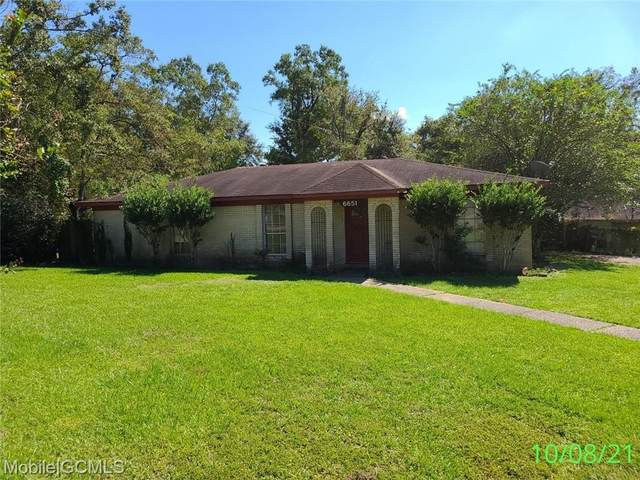 6651 King Arthur Drive, Mobile, AL 36619 (MLS #658766) :: Elite Real Estate Solutions