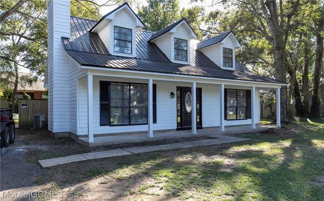 9751 Hamilton Creek Drive S, Mobile, AL 36695 (MLS #658768) :: Mobile Bay Realty