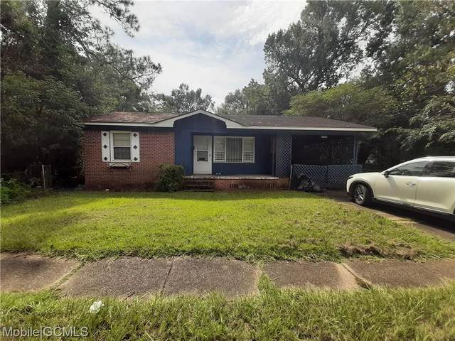 2805 Emogene, Mobile, AL 36606 (MLS #658769) :: Berkshire Hathaway HomeServices - Cooper & Co. Inc., REALTORS®