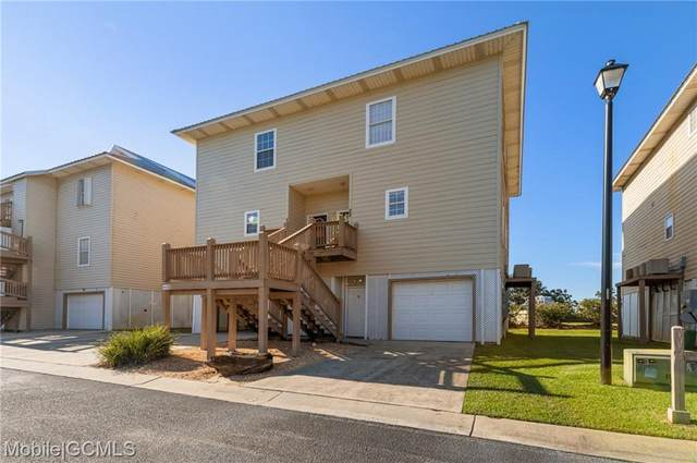 4 Yacht Club Drive #22, Daphne, AL 36526 (MLS #658778) :: Elite Real Estate Solutions