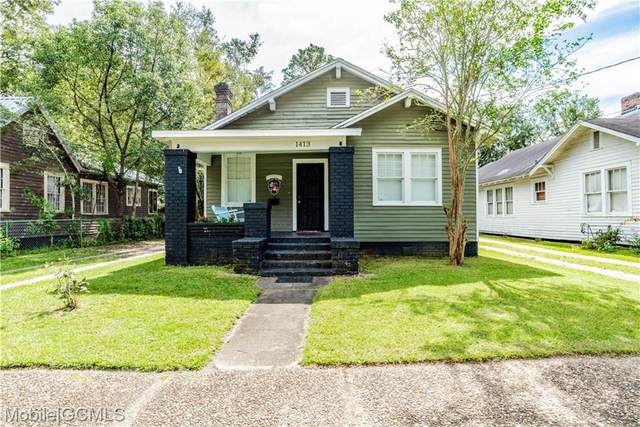 1413 Church Street, Mobile, AL 36604 (MLS #658819) :: Berkshire Hathaway HomeServices - Cooper & Co. Inc., REALTORS®