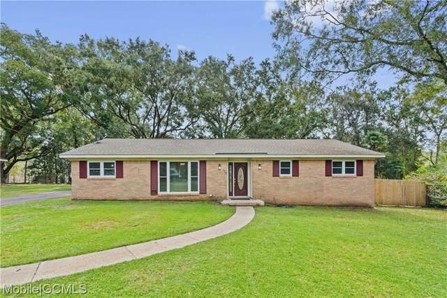 5201 Woodline Drive S, Mobile, AL 36693 (MLS #658831) :: Mobile Bay Realty