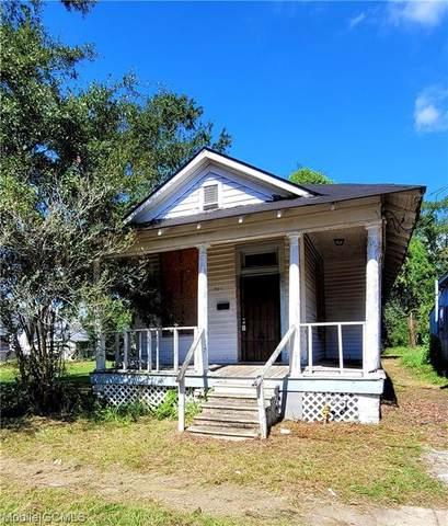 906 Texas Street, Mobile, AL 36604 (MLS #658841) :: JWRE Powered by JPAR Coast & County