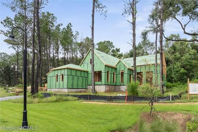6981 Petiole Drive, Fairhope, AL 36532 (MLS #658888) :: Elite Real Estate Solutions