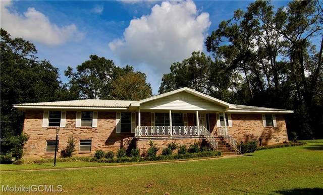 17275 State Highway 104, Silverhill, AL 36576 (MLS #658901) :: Elite Real Estate Solutions