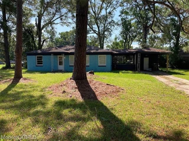 801 Myra Drive, Mobile, AL 36606 (MLS #658912) :: Berkshire Hathaway HomeServices - Cooper & Co. Inc., REALTORS®