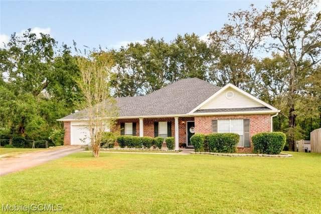 7361 Portside Circle S, Mobile, AL 36695 (MLS #658925) :: Elite Real Estate Solutions