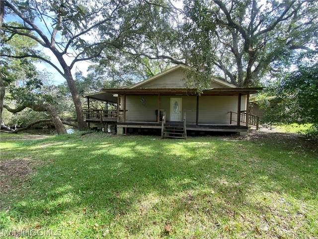 4816 Bayou Jonas Drive, Coden, AL 36523 (MLS #658944) :: Berkshire Hathaway HomeServices - Cooper & Co. Inc., REALTORS®