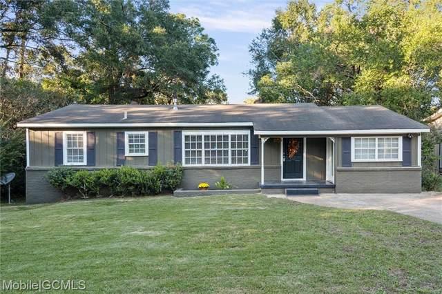5450 Lusann Drive, Mobile, AL 36608 (MLS #658952) :: Elite Real Estate Solutions