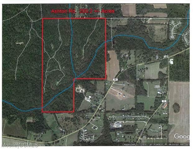 0 Ashton Road, Mobile, AL 36608 (MLS #658957) :: Berkshire Hathaway HomeServices - Cooper & Co. Inc., REALTORS®