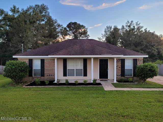 4954 Leahmon Court, Mobile, AL 36695 (MLS #658966) :: Berkshire Hathaway HomeServices - Cooper & Co. Inc., REALTORS®