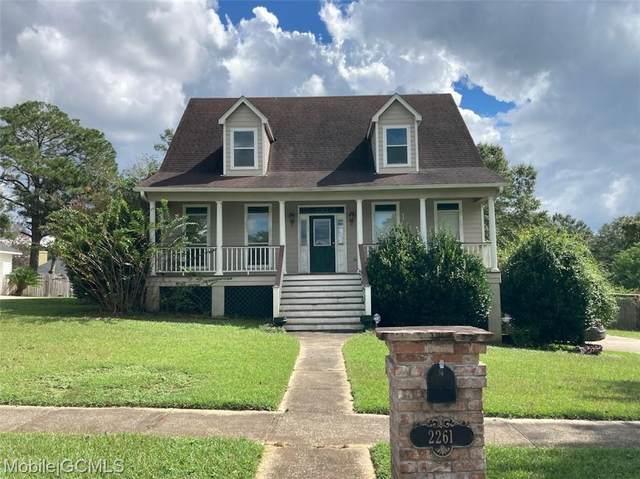 2261 Carrington Drive, Mobile, AL 36695 (MLS #658970) :: Elite Real Estate Solutions