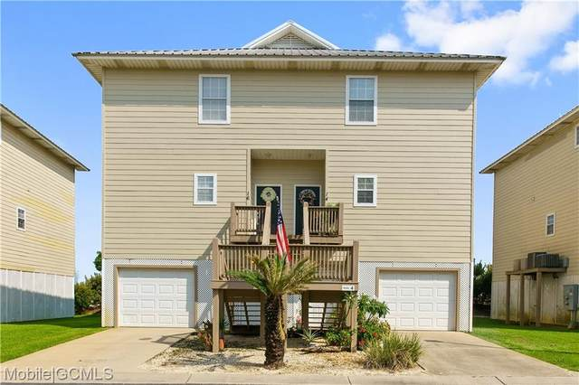 4 Yacht Club Drive #16, Daphne, AL 36526 (MLS #658974) :: Elite Real Estate Solutions