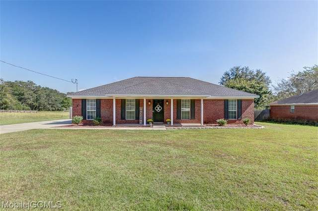 5541 Gibson Road, Theodore, AL 36582 (MLS #658983) :: Mobile Bay Realty