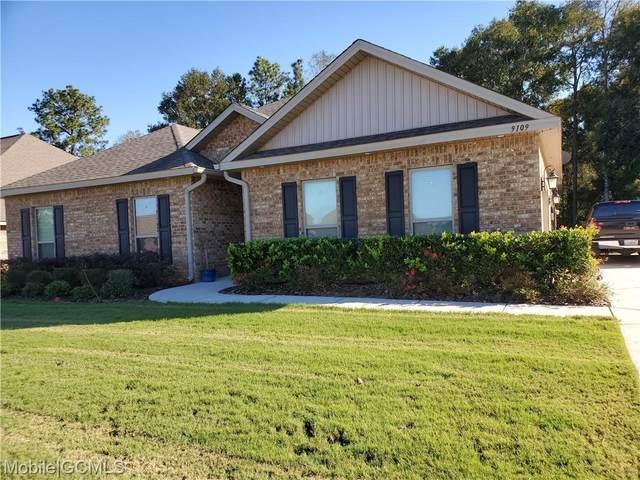 9109 Amelia Drive, Mobile, AL 36695 (MLS #659033) :: Elite Real Estate Solutions