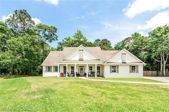 7712 Pembroke Circle, Mobile, AL 36695 (MLS #659041) :: Elite Real Estate Solutions