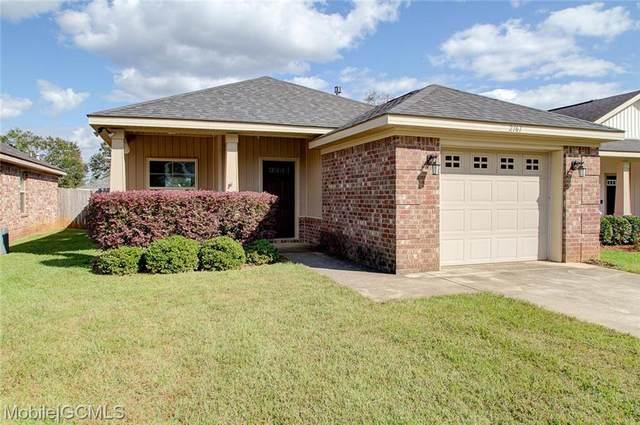 2161 Spring Grove W, Mobile, AL 36695 (MLS #659053) :: Berkshire Hathaway HomeServices - Cooper & Co. Inc., REALTORS®