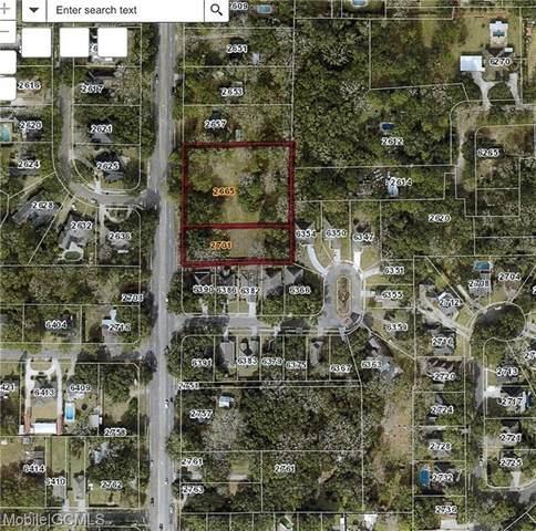 2665 Hillcrest Road, Mobile, AL 36695 (MLS #659077) :: Berkshire Hathaway HomeServices - Cooper & Co. Inc., REALTORS®