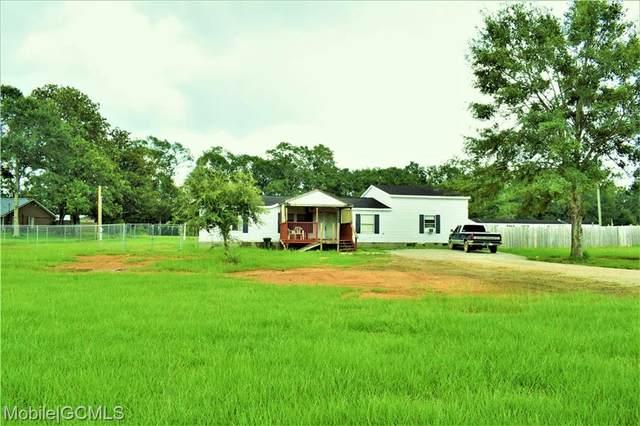 1820 Sossaman Drive, Semmes, AL 36575 (MLS #659093) :: Mobile Bay Realty