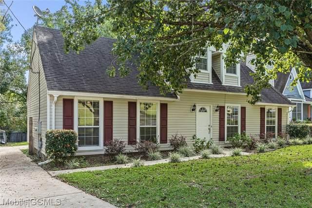 2555 Oak Harbor Drive, Mobile, AL 36693 (MLS #659132) :: Berkshire Hathaway HomeServices - Cooper & Co. Inc., REALTORS®