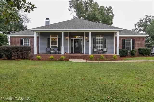 10510 Hunters Ridge Drive, Mobile, AL 36695 (MLS #659142) :: Berkshire Hathaway HomeServices - Cooper & Co. Inc., REALTORS®
