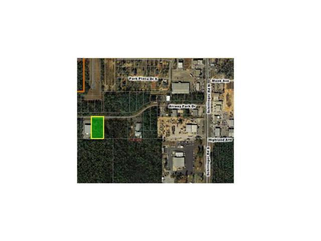 0 Airway Park Drive #2, Mobile, AL 36608 (MLS #240220) :: Jason Will Real Estate
