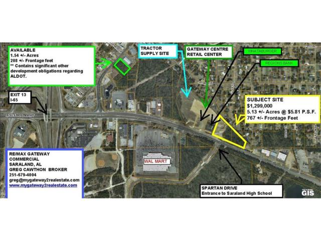 0 Industrial Parkway, Saraland, AL 36571 (MLS #242708) :: JWRE Powered by JPAR Coast & County