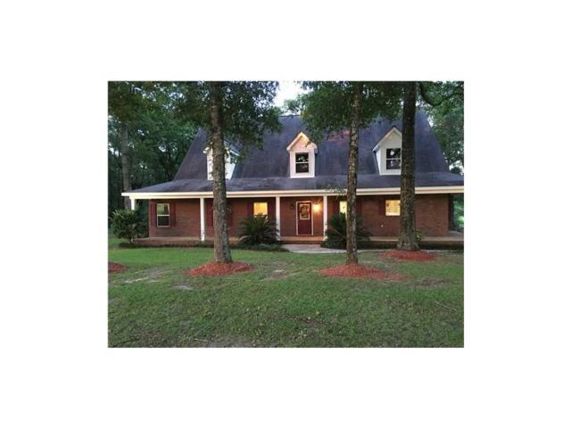 930 Cemetery Road, Wilmer, AL 36587 (MLS #535773) :: Jason Will Real Estate