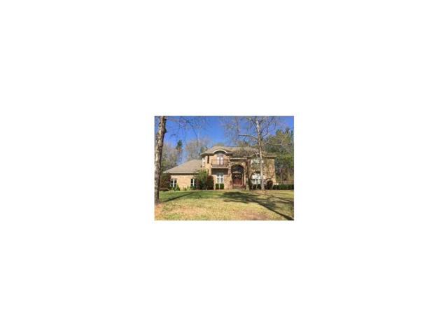8998 N Celeste Oaks Court N, Saraland, AL 36571 (MLS #542928) :: Jason Will Real Estate