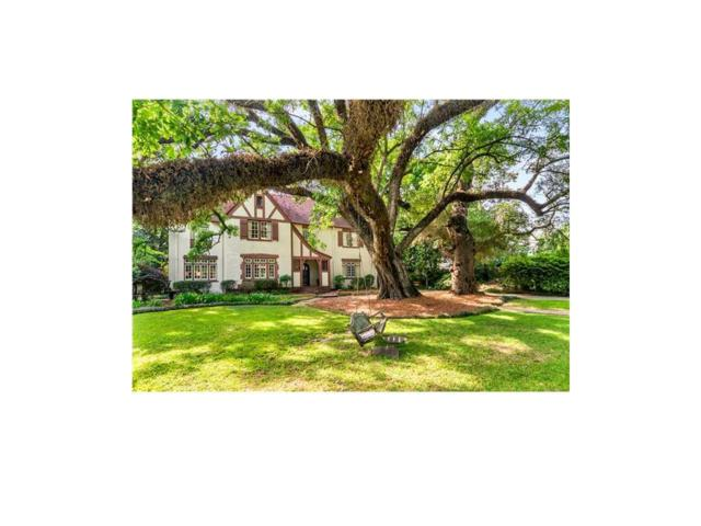 211 Levert Avenue, Mobile, AL 36607 (MLS #544482) :: Jason Will Real Estate