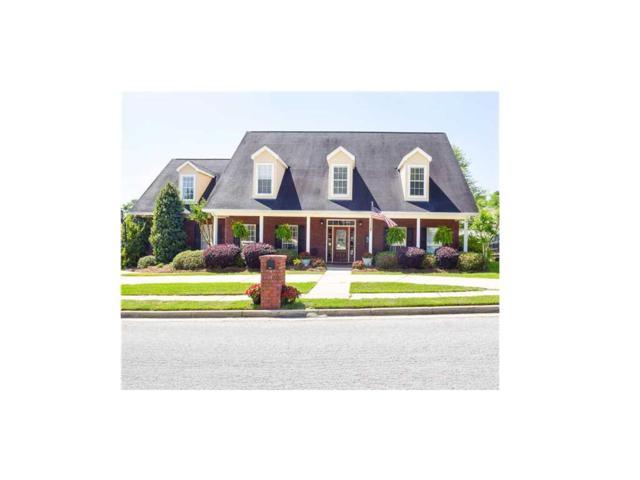 3371 Twin Lakes Court, Saraland, AL 36571 (MLS #544521) :: Jason Will Real Estate
