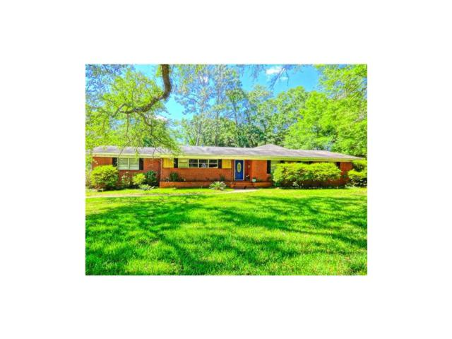 3905 Mountain Drive, Mobile, AL 36693 (MLS #544667) :: Berkshire Hathaway HomeServices - Cooper & Co. Inc., REALTORS®