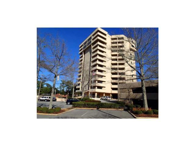 100 Tower Drive #601, Daphne, AL 36526 (MLS #545165) :: Jason Will Real Estate