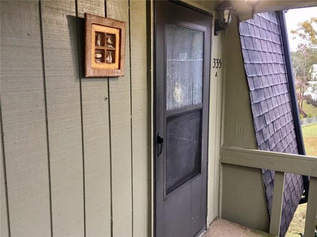 335 Riverbend Drive #335, Mobile, AL 36605 (MLS #607970) :: Jason Will Real Estate
