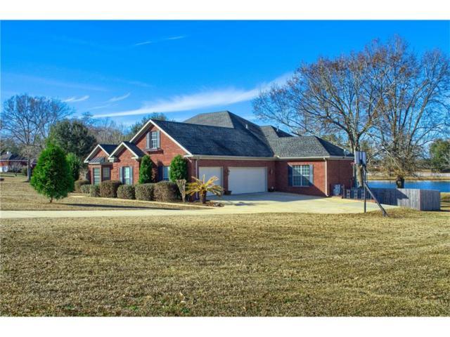 12580 Deer Ridge Drive, Wilmer, AL 36587 (MLS #608804) :: Jason Will Real Estate